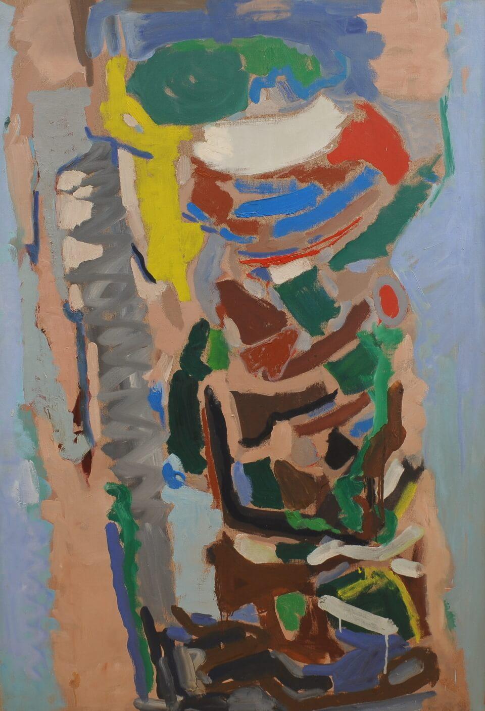 Galerie RIECK - Egon Mathiesen_Komposition