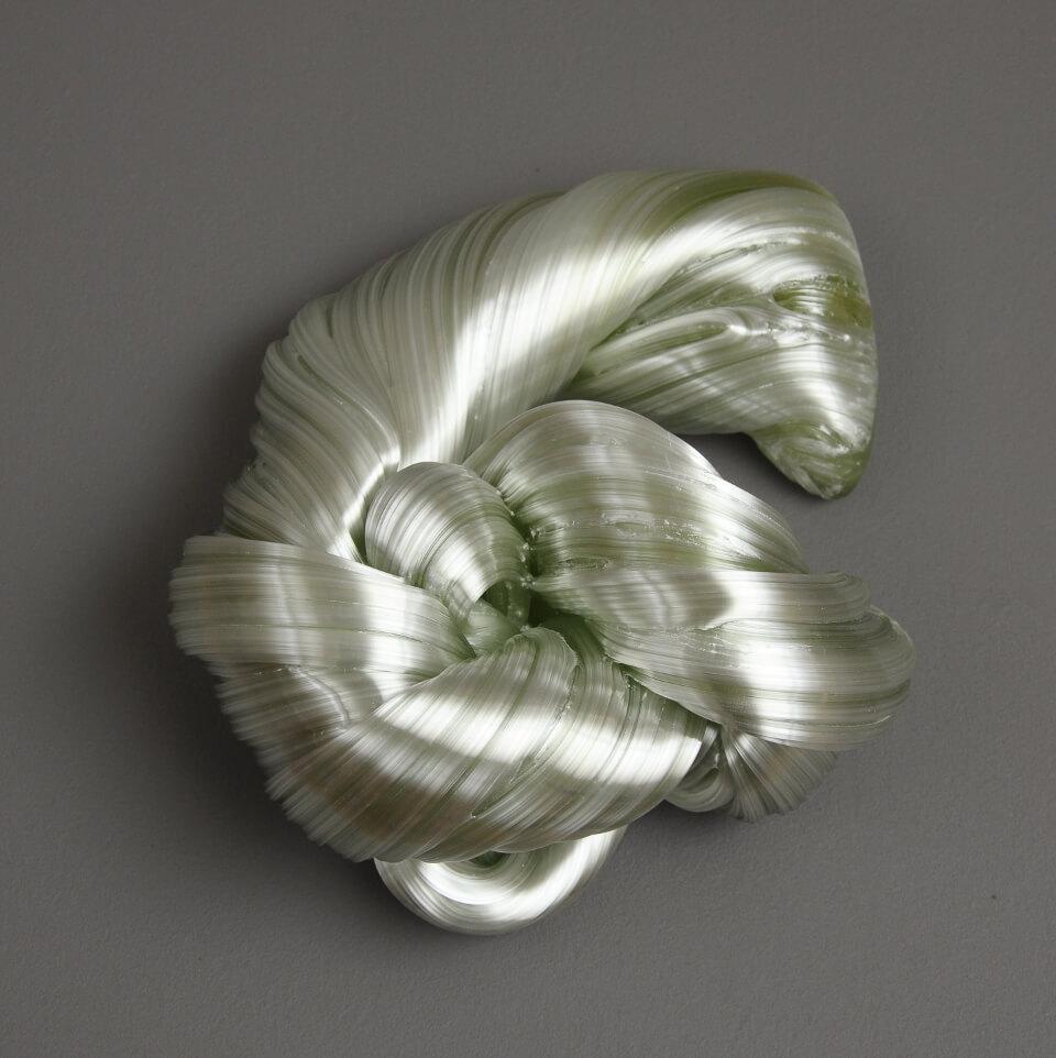 Galerie RIECK - Maria Bang Espersen_Soft Series Green