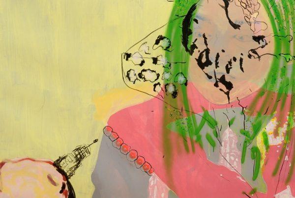 Galerie RIECK - Martha Kræmer_Komposition