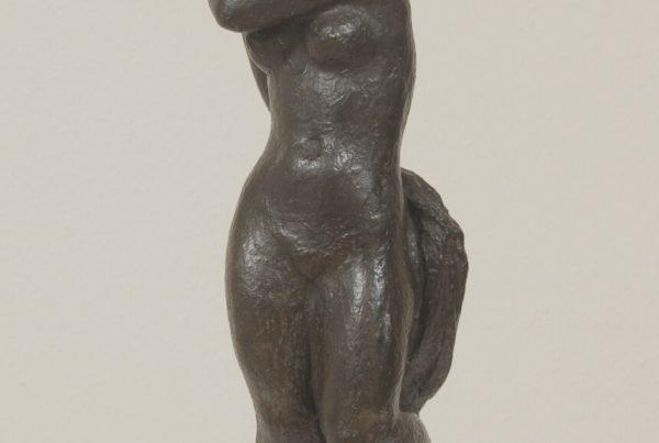 Galerie RIECK - Anker Hoffmann_Stehender Akt_1