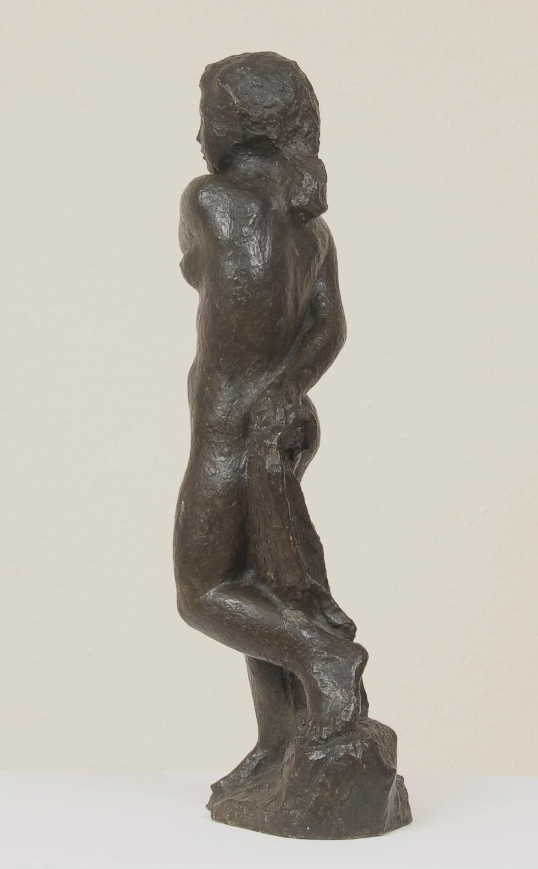 Galerie RIECK - Anker Hoffmann_Stehender Akt_3