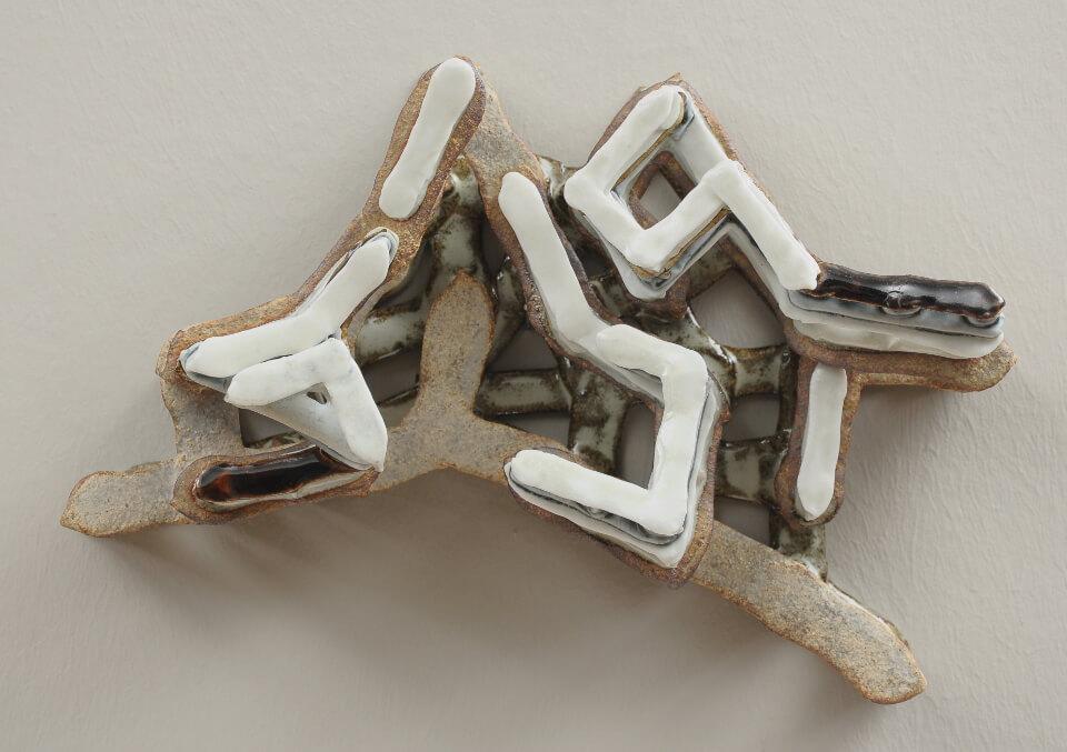 Galerie RIECK - Charlotte Thorup_Uneven Spaces_dark brown_2