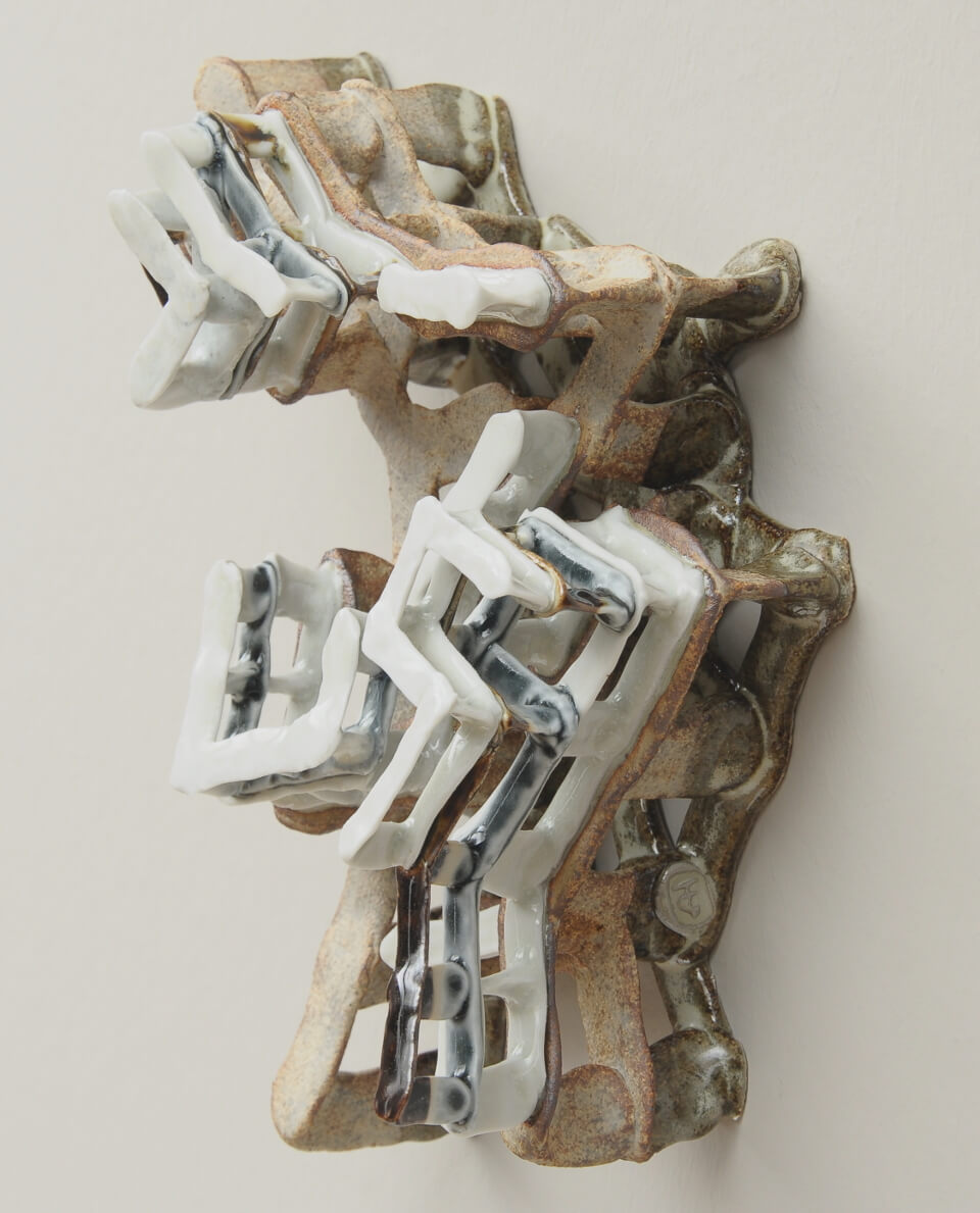 Galerie RIECK - Charlotte Thorup_Uneven Spaces_dark brown_3