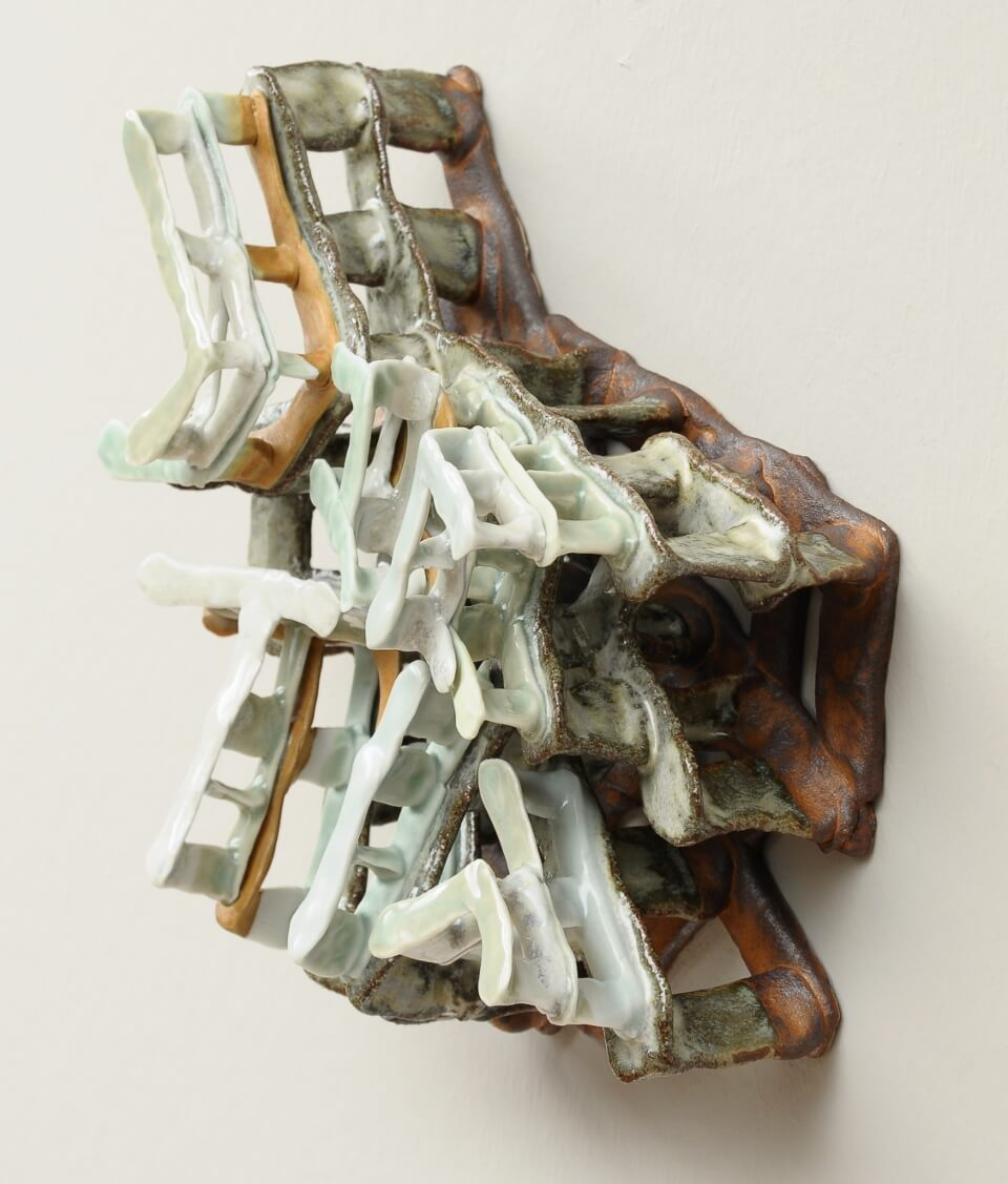Galerie RIECK - Charlotte Thorup_Uneven Spaces_light brown_2