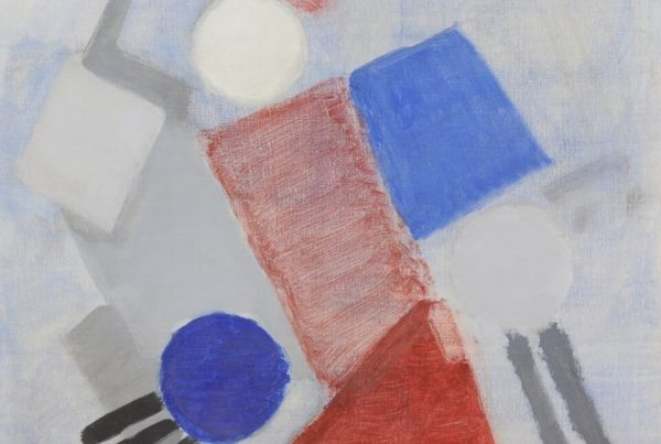 Galerie RIECK - Else Fischer-Hansen_Farbkomposition