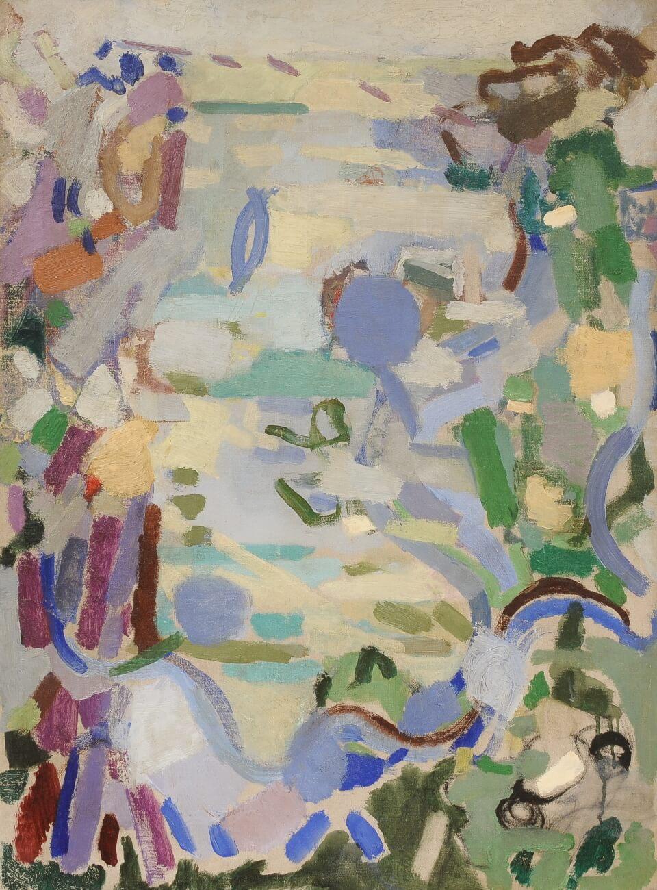 Galerie RIECK - Else Fischer-Hansen_Im Garten