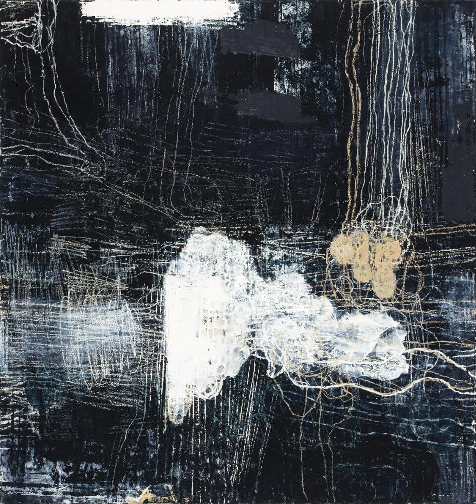 Galerie RIECK - Ken Denning_Abstraktion III