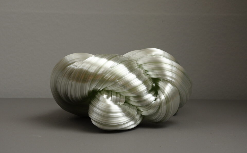 Galerie RIECK - Maria Bang Espersen_Soft Series Green_1