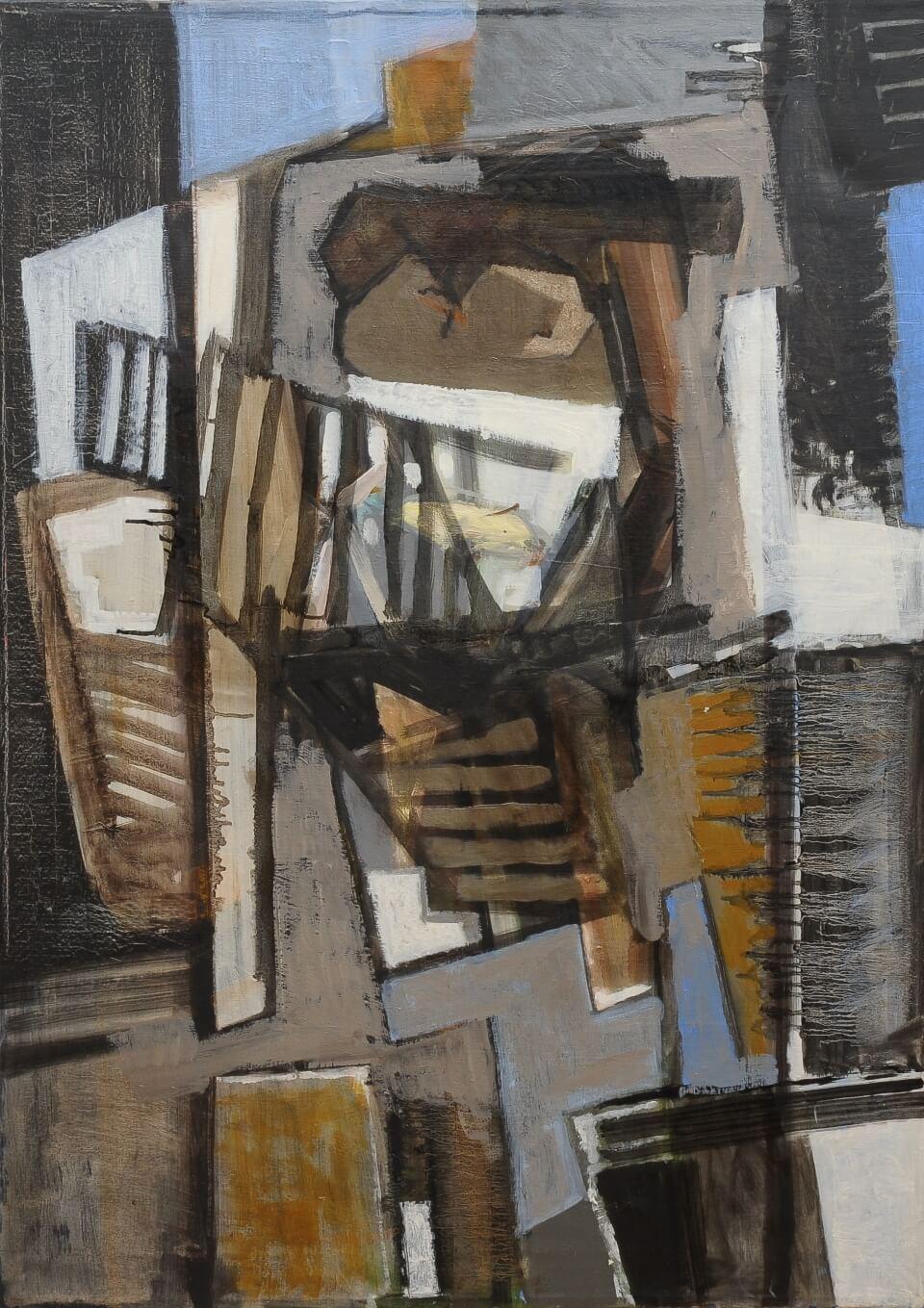 Galerie RIECK - Mogens Andersen_Abstrakte Komposition