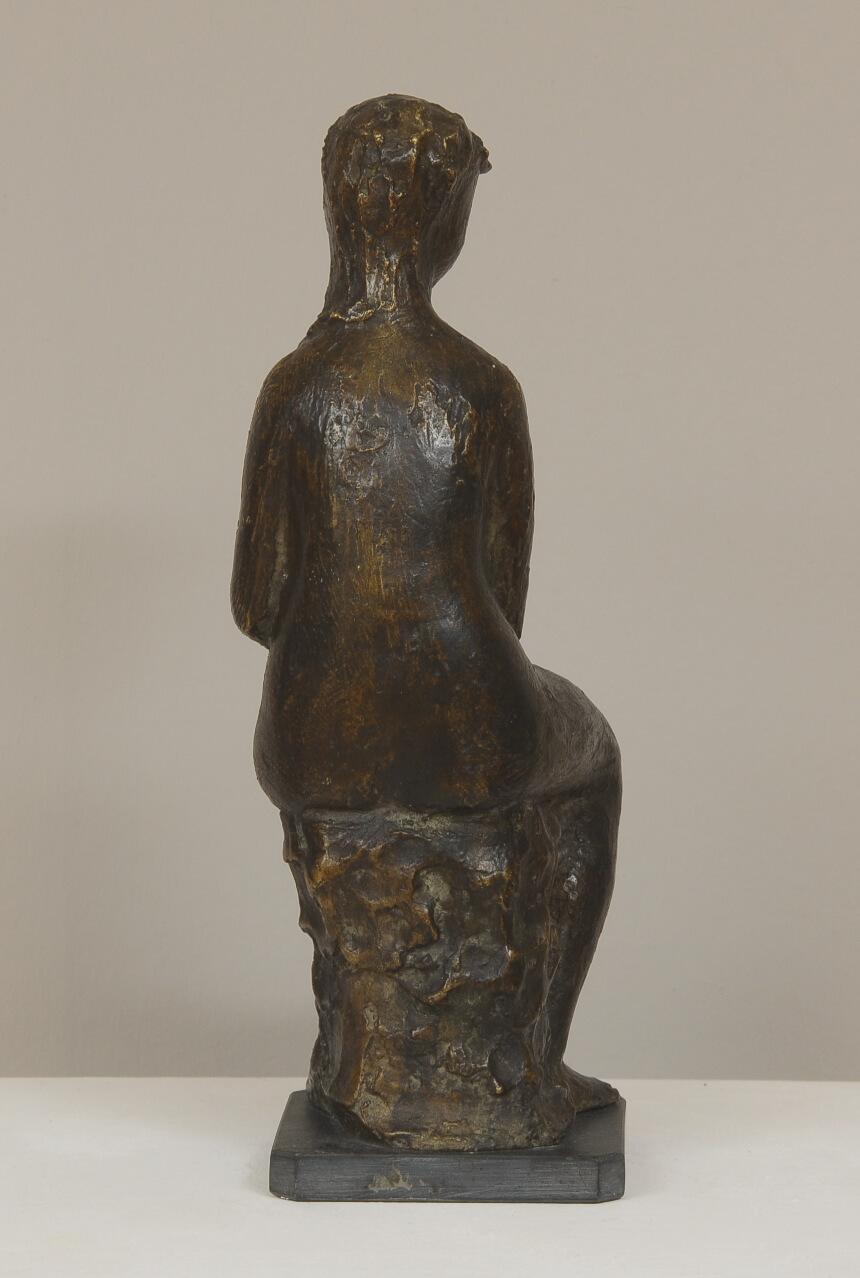 Galerie RIECK - Tove Olafsson_Sitzende Frau_2
