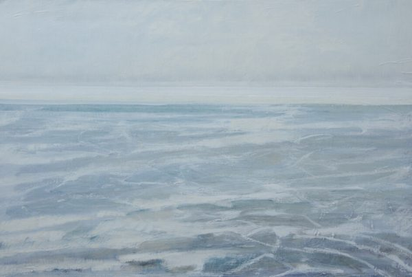 Galerie RIECK - Elke Hergert_Sandbank