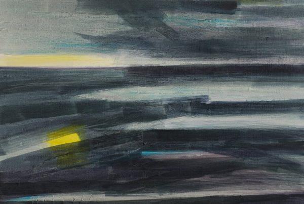 Galerie RIECK - Elke Hergert_Wattseite Sylt