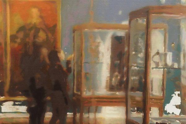 Galerie RIECK - Kirsten Schauser_Gleichzeitigkei der Ungleichzeitigkeit No. 2