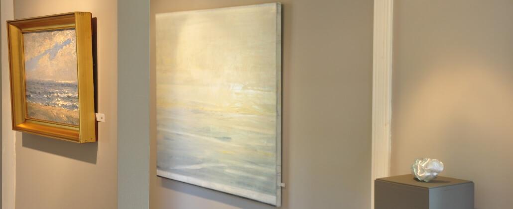 RIECK Midsommar – mit neuen Arbeiten von Elke Hergert