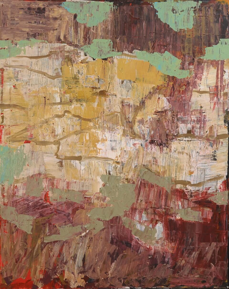 Galerie RIECK - Kehnet Nielsen_Komposition_2003