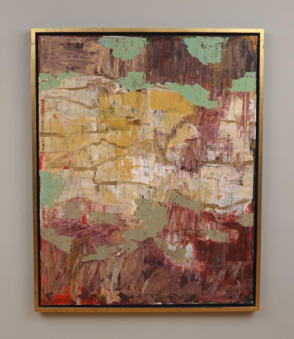 Galerie RIECK - Kehnet Nielsen_Komposition_2003_mit Rahmen